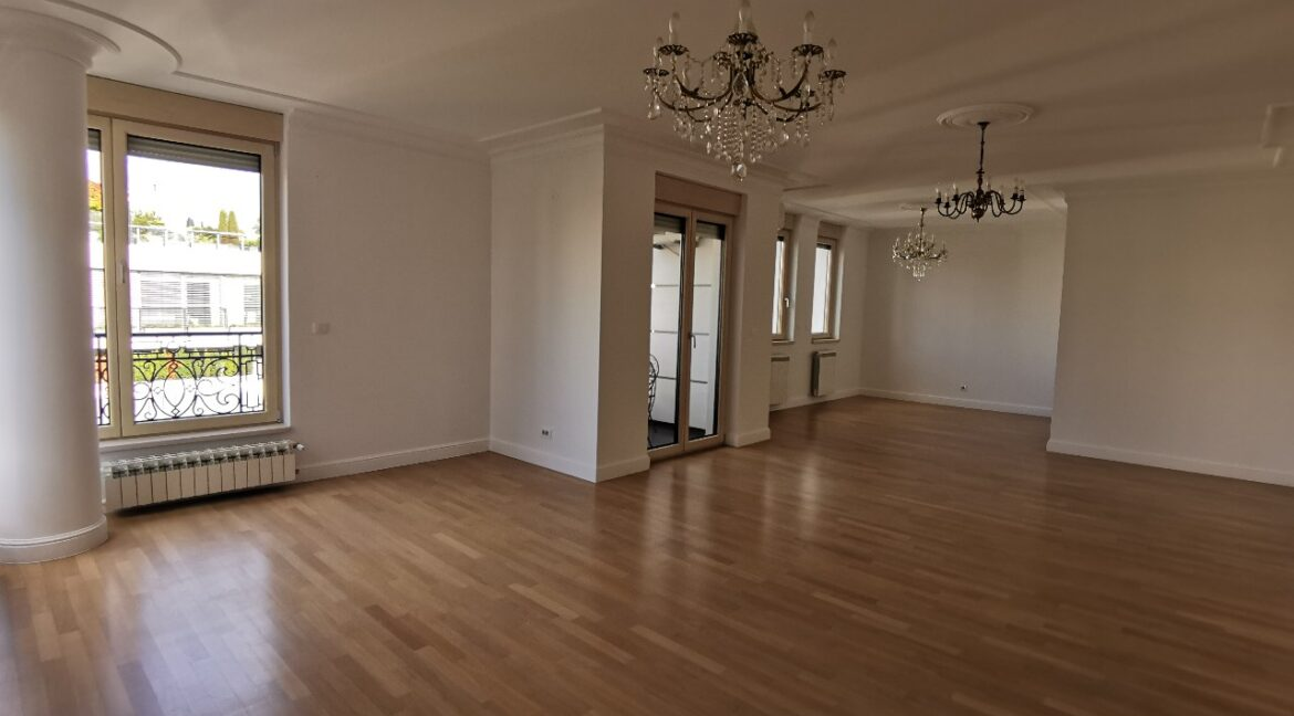 Vračar 220sqm luxury apartment for rent (4)