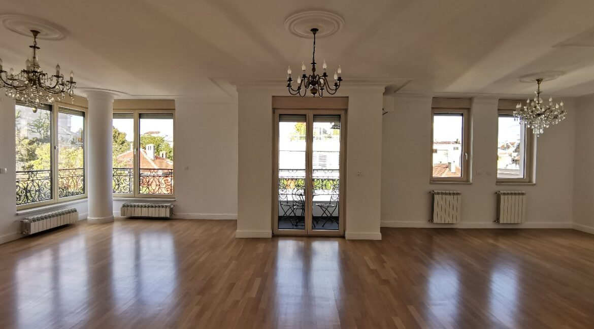 Vračar 220sqm luxury apartment for rent (7)