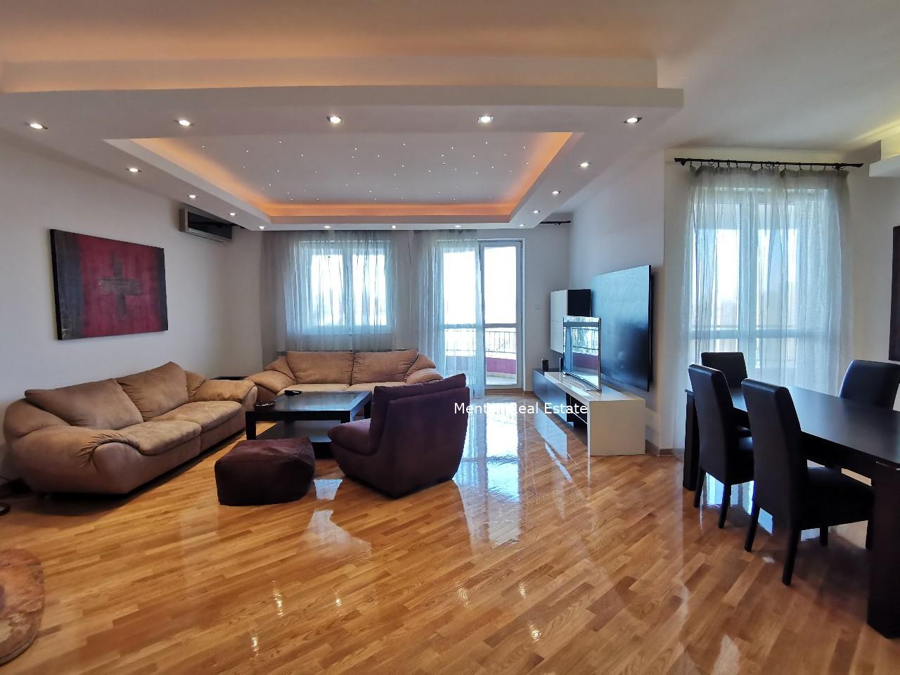Vračar 160sqm apartment for rent